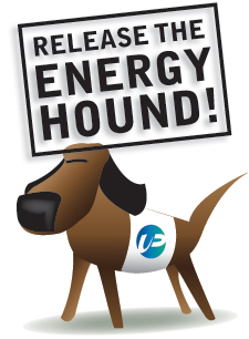 Release The Energy Hound